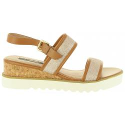 Sandalias de Mujer MTNG 55401 MOLLY V32077 CHAMPAGNE