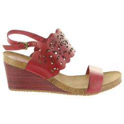 Sandalias de Mujer KICKERS 609650-50 SINGLE 4 ROUGE