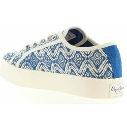 Chanclas de Mujer MISTRAL FLORY NAVY