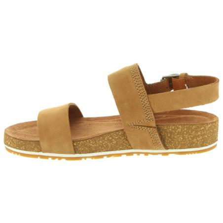 Sandals woman TIMBERLAND A1MQG MALIBU SADDLE