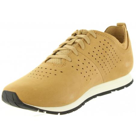 Zapatos de Hombre TIMBERLAND A1OFM RETRO LIGHT BROWN