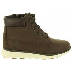 Botines de Niño y Niña TIMBERLAND A19WN KILLINGTON DARK BROWN