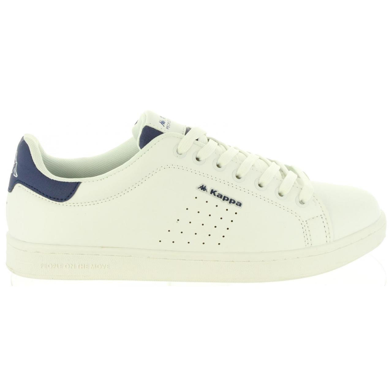 shoes Sports 993 PALAVELA 3031SM0 WHITE man KAPPA SzqOw0TZ