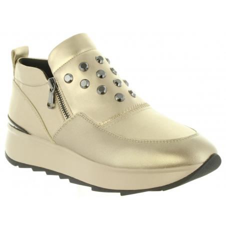 Zapatos GEOX de Mujer D745TA 0BVNF D GENDRY CB500 CHAMPAGNE