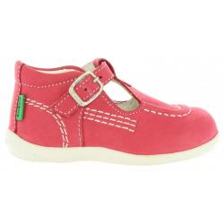 Zapatos de Niño KICKERS 417803-10 BONISTA 41 ROUGE CLAIR