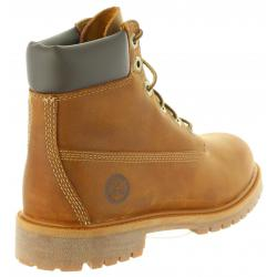 Botas de Niño y Niña y Mujer TIMBERLAND 80904 AUTHENTICS MEDIUM BROWN