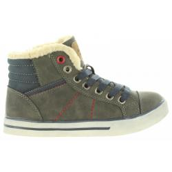 Botines de Niño URBAN 346818-B4020 D GREY-NATURAL