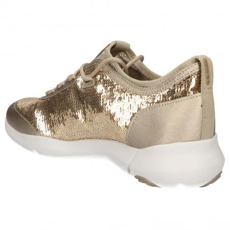 Zapatillas deporte de Mujer GEOX D92BHA 000AT D NEBULA C2005 GOLD
