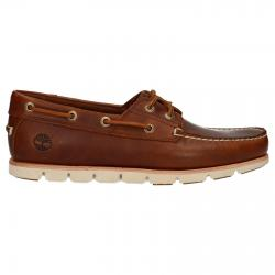 Nauticos de Hombre TIMBERLAND A1BHL TIDELANDS MD BROWN
