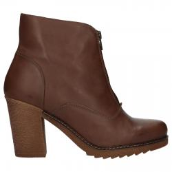Botines PRETTY THINGS INSIDE  de Mujer 21603360-01 MARRON