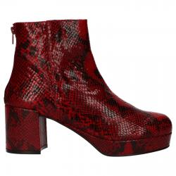 Botas WEDNESDAY  de Mujer W587 PIPPA RED