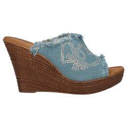 Sandalias Top Way  de Mujer B749753-B6600 LIGHT BLUE