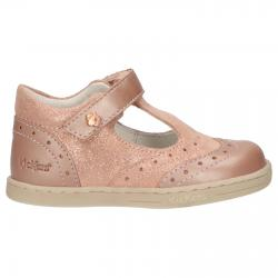 Zapatos KICKERS  de Niña 692420-10 TARATATA 13 ROSE METAL