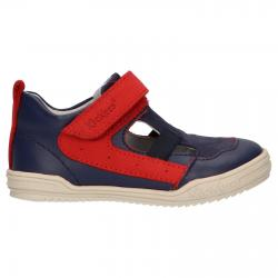Zapatos KICKERS  de Niño 545222-10 JASON 103 MARINE ROUGE