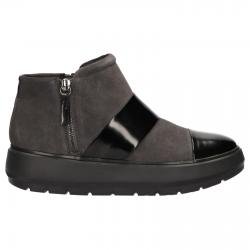 Zapatos GEOX  de Mujer D84ANE 022BC D KAULA C9211 ANTHRACITE