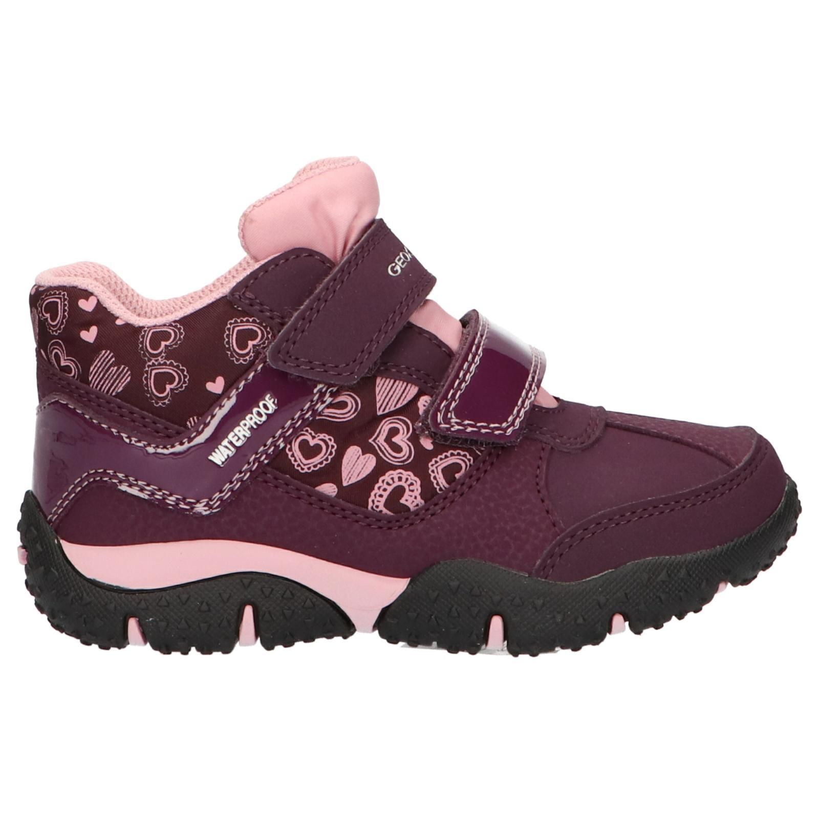 ayudante explotar Formular  Sports-shoes-girl-GEOX-J942VB 0FUCE J BALTIC-C8224 PURPLE