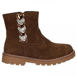 Botas Happy Bee  de Niña B176624-B4600 BROWN