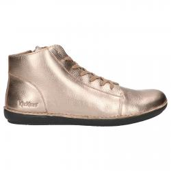 Botines KICKERS  de Mujer 734511-50 FOWTOW 16 ARGENT