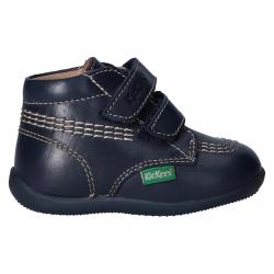 Botines KICKERS  de Niño 653119-10 BILLY 10 MARINE