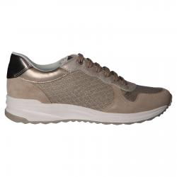 Zapatillas deporte GEOX  de Mujer D022SA 0GN22 D AIRELL C6738 LT TAUPE