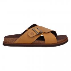 Chanclas TIMBERLAND  de Hombre A2B5T Amalfi Vibes Wheat Leather