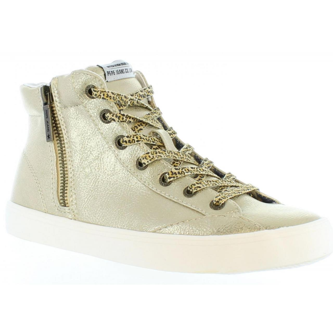 Botines Pepe Jeans Gold - PLS30359 CLINTON 099 GOLD